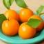 พิมพ์ซิลิโคนลูกชุบ ลายส้มกลม 7 กรัม thumbnail 1