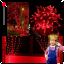 ไฟกระพริบ LED สีแดง ไฟประดับตกแต่ง ตามงานเทศกาลต่างๆ thumbnail 3