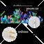 ไฟกระพริบ LED สีรวม RGB ไฟประดับตกแต่ง ตามงานเทศกาลต่างๆ thumbnail 4