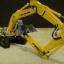 โมเดลรถก่อสร้าง NEW HOLLAND E215BL.C LONG REACH EXCAVATOR 1:50 BY MOTORART thumbnail 8