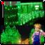ไฟกระพริบ LED สีเขียว ไฟประดับตกแต่ง ตามงานเทศกาลต่างๆ thumbnail 2