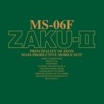 PG 1/60 MS-06F ZAKUII