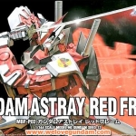 HG 1/144 GUNDAM ASTRAY (RED FLAME)