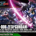 HGUC 1/144 ZETA GUNDAM [GunPla Evolution Project]
