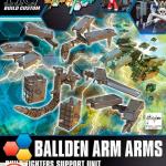 HGBC 1/144 BOLDEN ARM ARMS