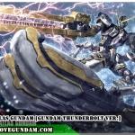 HG 1/144 ATLAS GUNDAM [GUNDAM THUNDERBOLT Ver.]