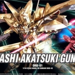 HG 1/144 OWASHI AKATSUKI GUNDAM