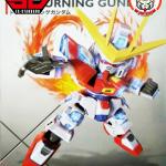 รอเข้าสต๊อก SD EX-STANDARD 011 TRY BURNING GUNDAM