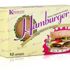Hamburger Capsules แฮมเบอร์เกอร์ แคปซูล กล่องล่ะ 300.- บาท ผลิตภัณฑ์เสริมอาหารสมุนไพร ลดความอ้วน ลดน้ำหนัก ช่วยเร่งการเผาผลาญไขมัน ลดหน้าท้อง ลดพุง ลดต้นแขน ลดต้นขา