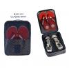 "TB60 กระเป๋าใส่รองเท้า สำหรับเดินทาง 3 คู่ ""Pattern Shoe Pouch"""
