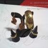 กำไล แหวน และต่างหูถมทอง งานลูกค้าสั่งทำ โดย เครื่องถมนคร by green