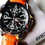 นาฬิกา Seiko Chronograph Solar Watch V172 SSC081 พลังงานแสงอาทิตย์
