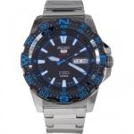 นาฬิกา Seiko 5 Sport SRP543J1 Blue Sky Monster New Model 2014 Made In Japan SRP543J1