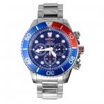 นาฬิกา Seiko Chronograph Solar Watch V172 SSC019 พลังงานแสงอาทิตย์