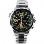 นาฬิกา Seiko Chronograph Solar Watch V172 SSC077 พลังงานแสงอาทิตย์