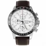 นาฬิกา Seiko Solar Alarm Flightmaster Watch SSC013P1 SSC013