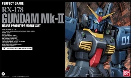 PG RX-178 GUNDAM MK-II TITANUS (BLACK)