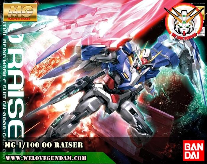 MG 1/100 OO RAISER