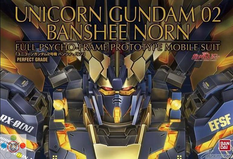 PG 1/60 RX-O[N] UNICORN GUNDAM 02 BANSHEE NORN