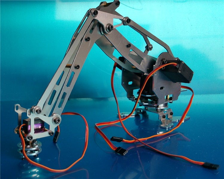 6 degrees of freedom(six-axis) robotic arm manipulator arm industrial robot