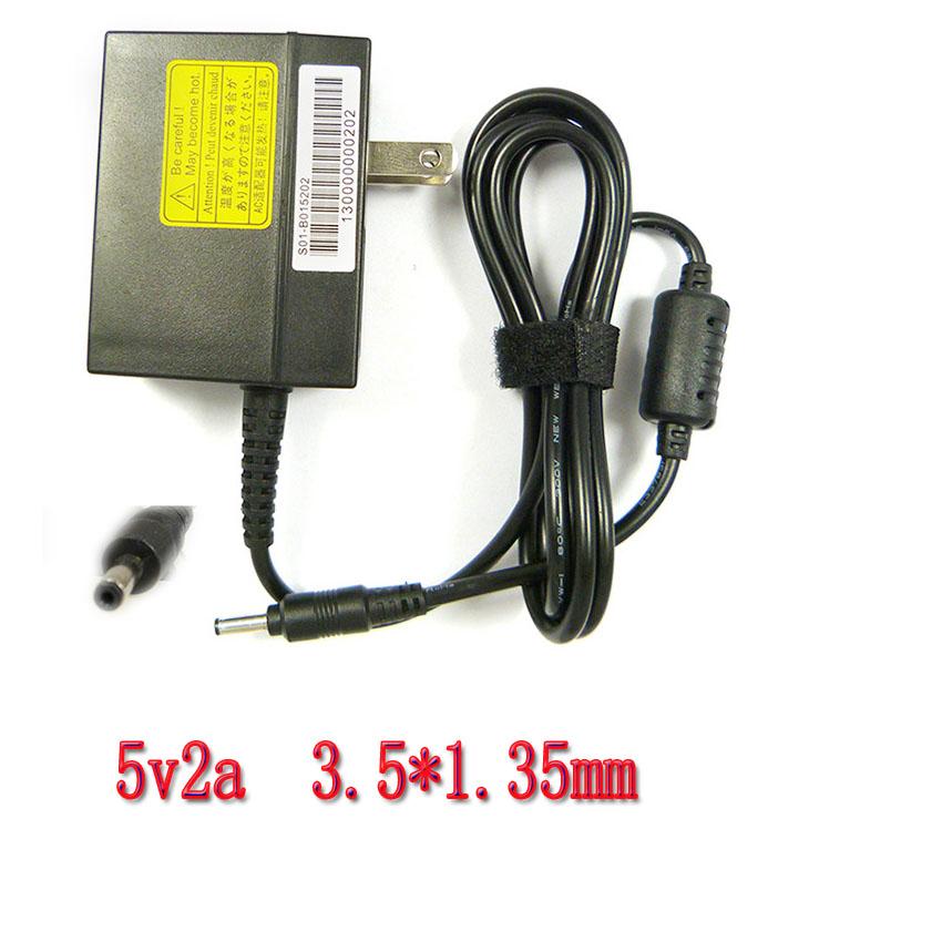 adapterที่ชาร์จ tablet DC 5v 2a หัวเล็ก 3.5x1.35mm
