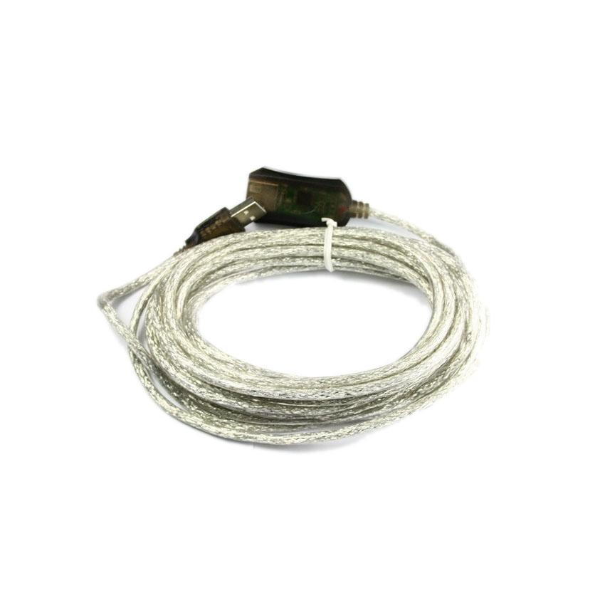 usb Active 2.0 Extension cable สายต่อยาว 5m พิเศษ
