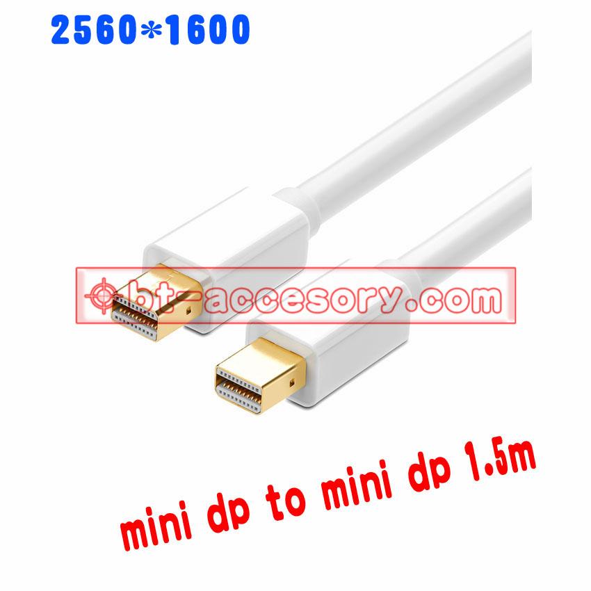 macbook mini displayport to mini displayport 1.5m for monitor