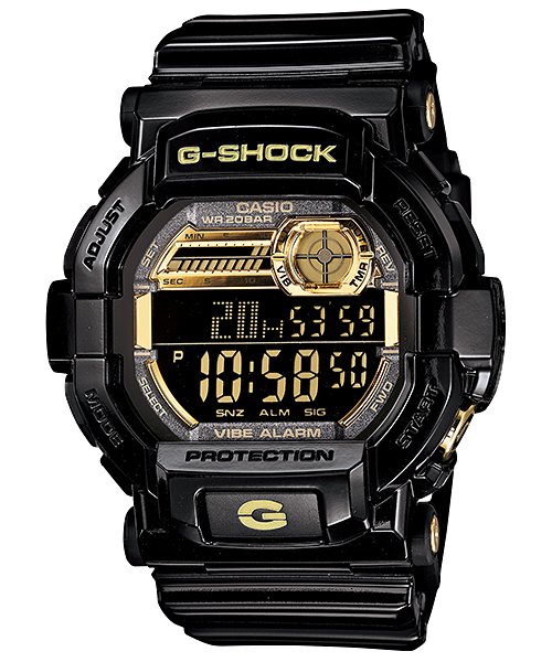 GShock G-Shockของแท้ ประกันศูนย์ GD-350BR-1DR
