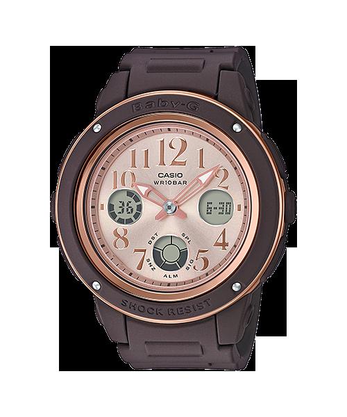 นาฬิกา Casio Baby-G ของแท้ รุ่น BGA-150PG-5B1