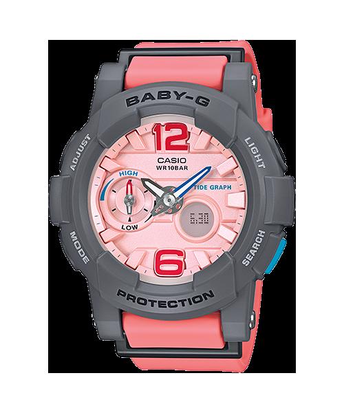 BaByG Baby-Gของแท้ ประกันศูนย์ BGA-180-4B2 ThankYouSale เบบี้จี นาฬิกา ราคาถูก ไม่เกิน สี่พัน