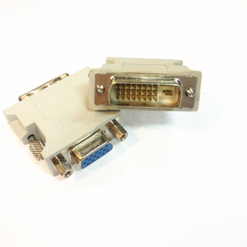 หัวแปลง DVI 24+1เป็น vga