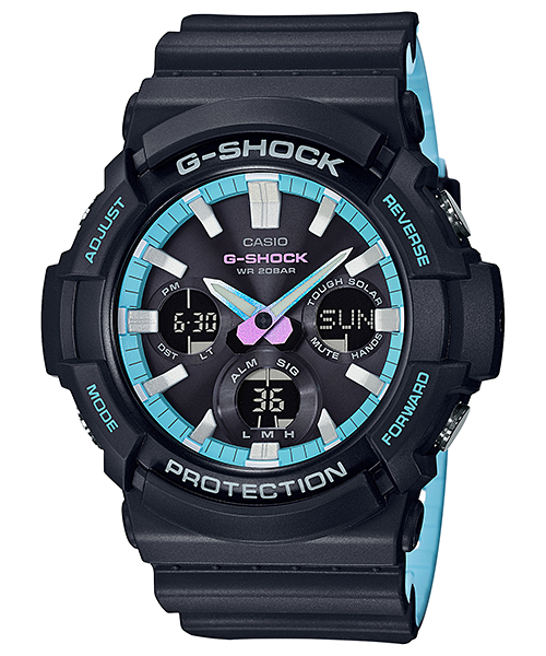 G-Shock ของแท้100% GAS-100PC-1A EndYearSale