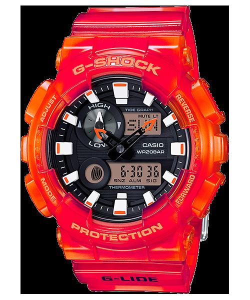 GShock G-Shockของแท้ ประกันศูนย์ GAX-100MSA-4A EndYearSale