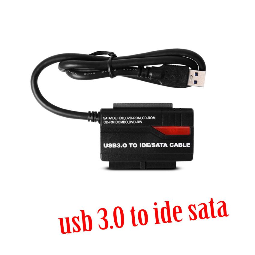 usb 3.0 to ide sata harddisk 2.5 3.5 DVD converter cable