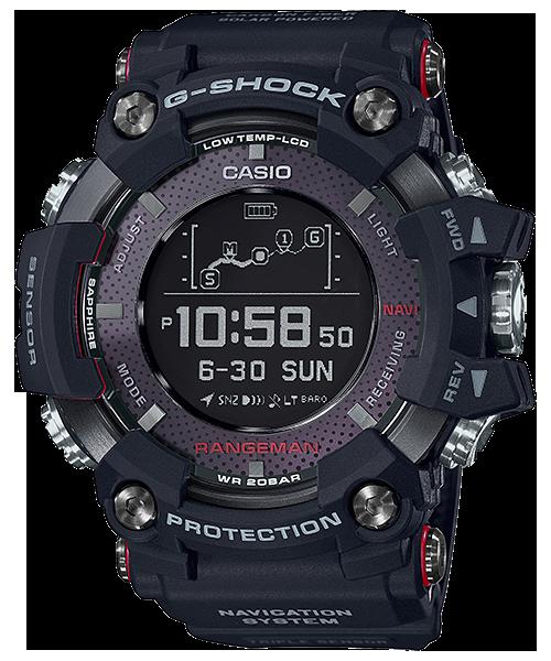 GShock G-Shockของแท้ ประกันศูนย์ GPR-B1000-1 RANGEMAN