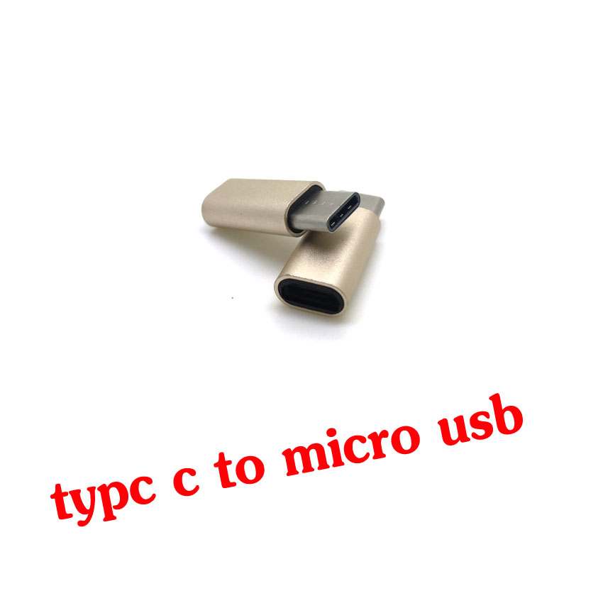 หัวแปลงtype-c 3.1 to micro usb 2.0 converter adapter
