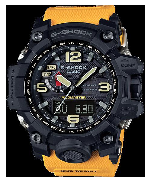 GShock G-Shockของแท้ ประกันศูนย์ G-SHOCK MUDMASTER TOUGHSOLAR GWG-1000-1A9 EndYearSale