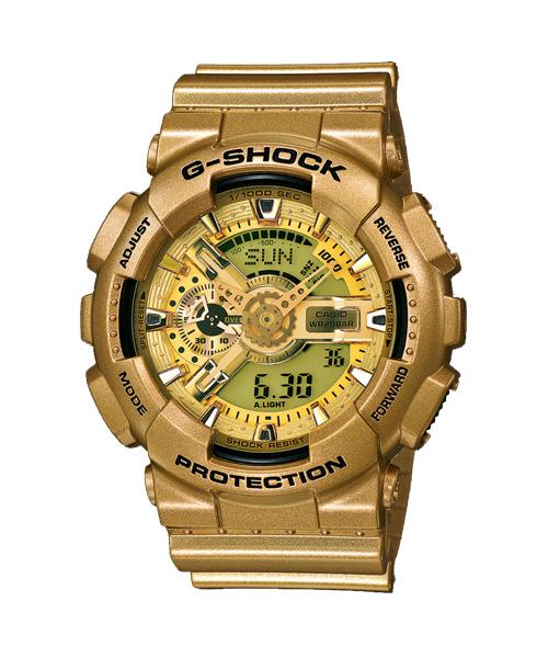 GShock G-Shockของแท้ ประกันศูนย์ GA-110GD-9A