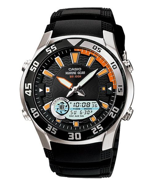 Casio นาฬิกา รุ่น AMW-710-1AVDF CASIO นาฬิกา ราคาถูก ไม่เกิน สามพัน