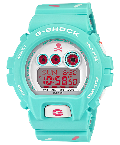 GShock G-Shock G-SHOCK×Johnny Cupcakes GD-X6900JC-3 EndYearSale
