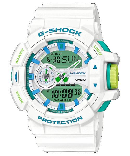 GShock G-Shockของแท้ ประกันศูนย์ GA-400WG-7A