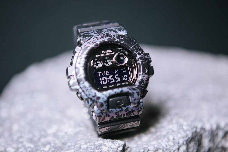 GShock G-Shockของแท้ ประกันศูนย์ GD-X6900PM-1
