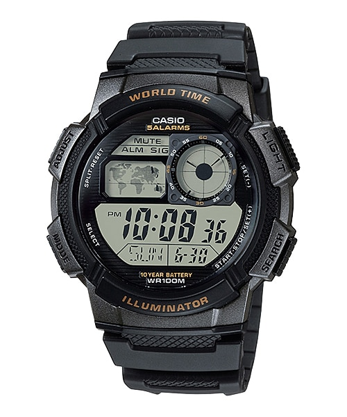 Casio นาฬิกาผู้ชาย รุ่น AE-1000W-1AVDF