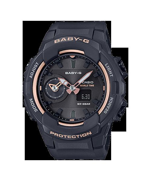 Baby-G ของแท้ ประกันศูนย์ BGA-230SA-1A เบบี้จี นาฬิกา ราคาถูก
