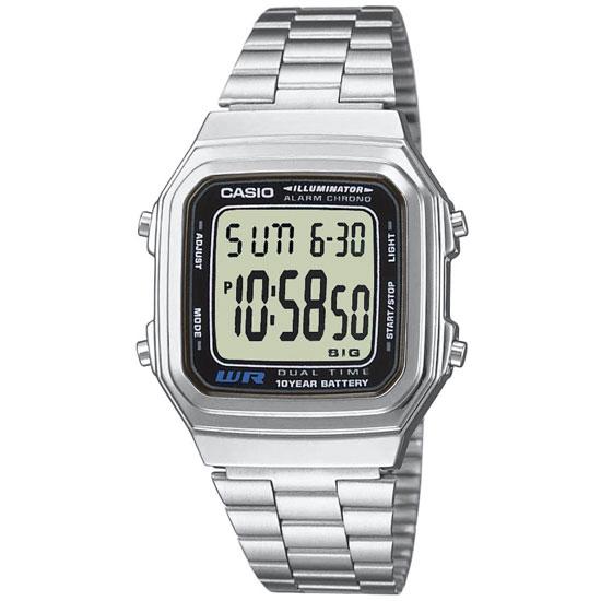 นาฬิกาข้อมือผู้หญิงCasioของแท้ A-178WA-1AUDF