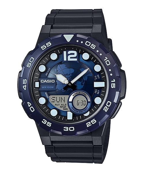 Casio นาฬิกา รุ่น AEQ-100W-2AV