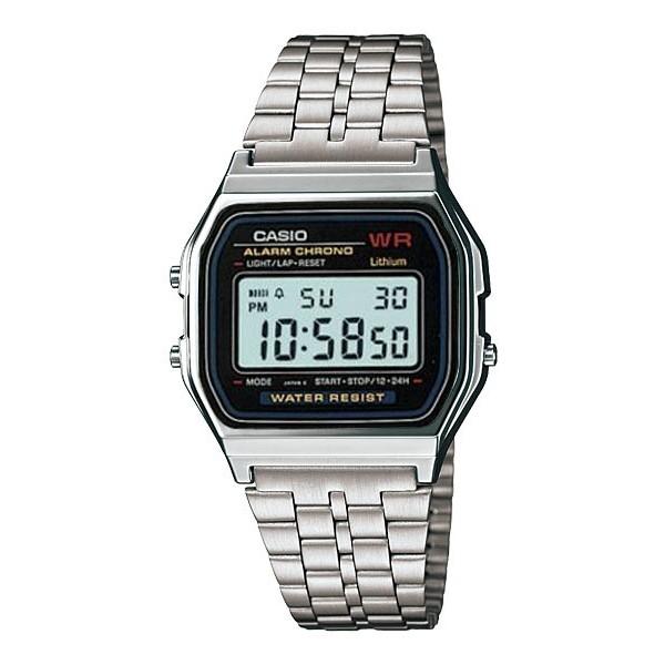 นาฬิกาข้อมือ Casioของแท้ A159W-N1DF CASIO นาฬิกา ราคาถูก ไม่เกิน หนึ่งพัน