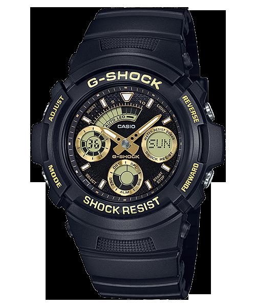 G-Shock ของแท้100% AW-591GBX-1A9 ThankYouSale จีช็อค นาฬิกา ราคาถูก ราคาไม่เกิน สี่พัน