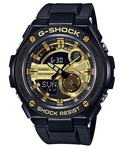 GShock G-Shockของแท้ ประกันศูนย์ GST-210B-1A9 EndYearSale