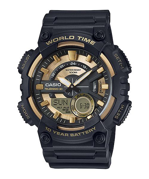 Casio นาฬิกา รุ่น AEQ-110BW-9AVDF CASIO นาฬิกา ราคาถูก ไม่เกิน สองพัน